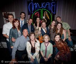 "Cast of ""Uke Night!"""