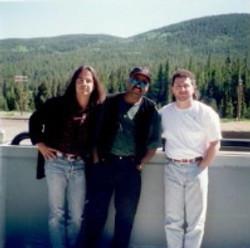 Craig, Bobby and Richard