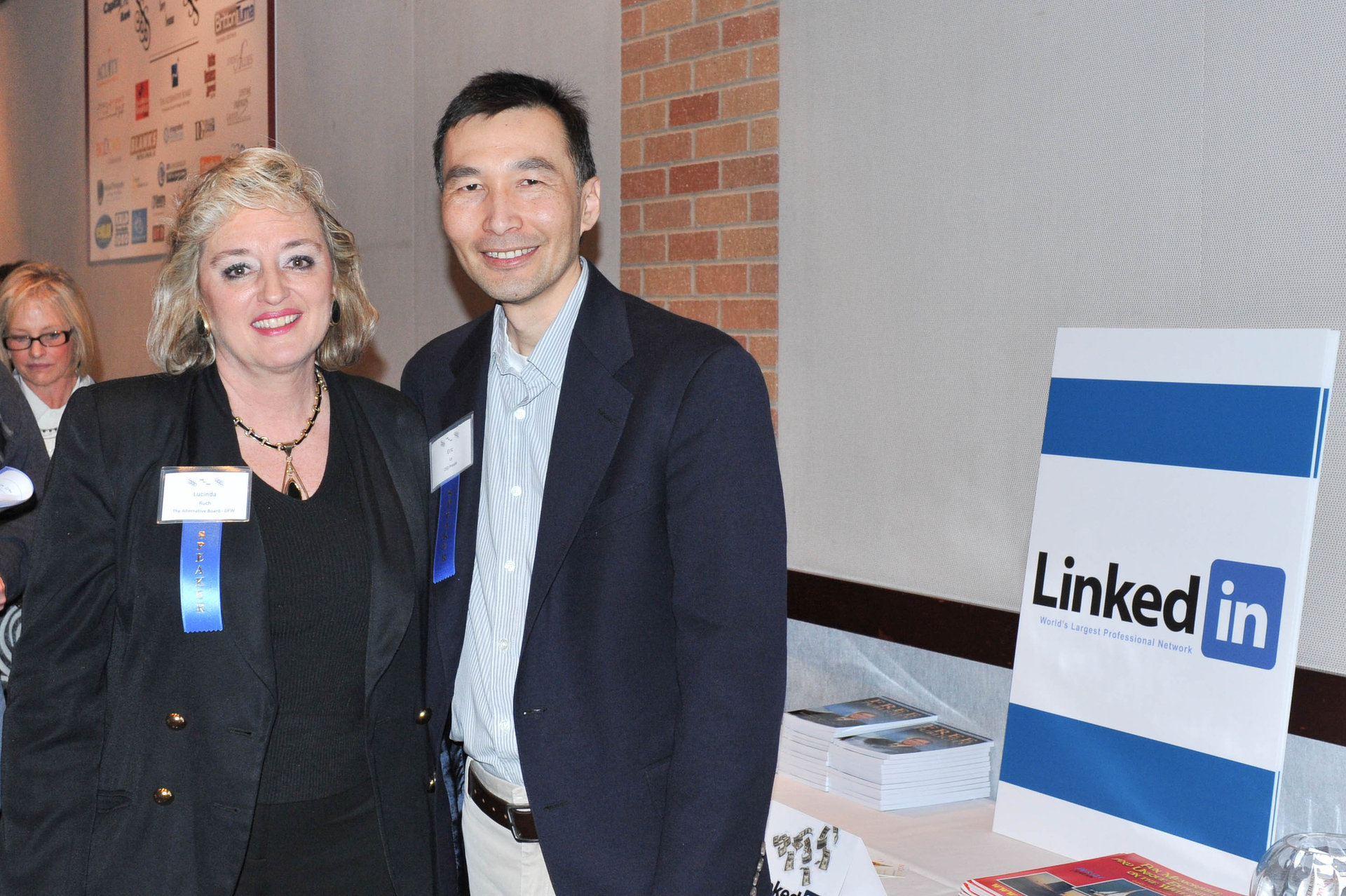 Lucinda Ruch & Eric Ly