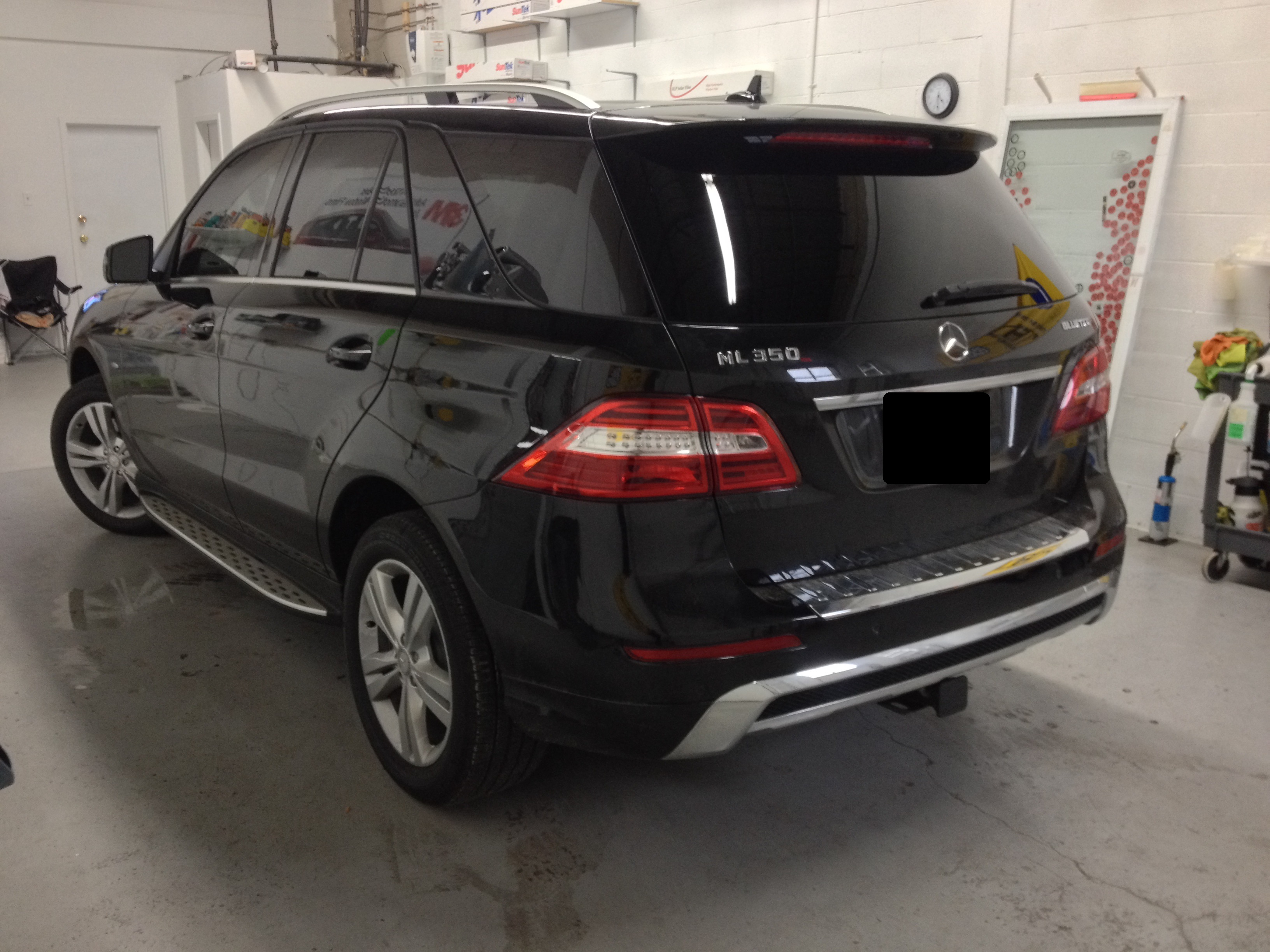 2014 MERCEDS BENZ ML 350