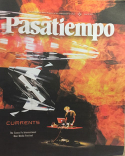 Pasatiempo Cover