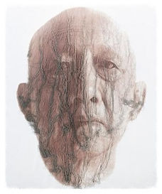 portrait in threads