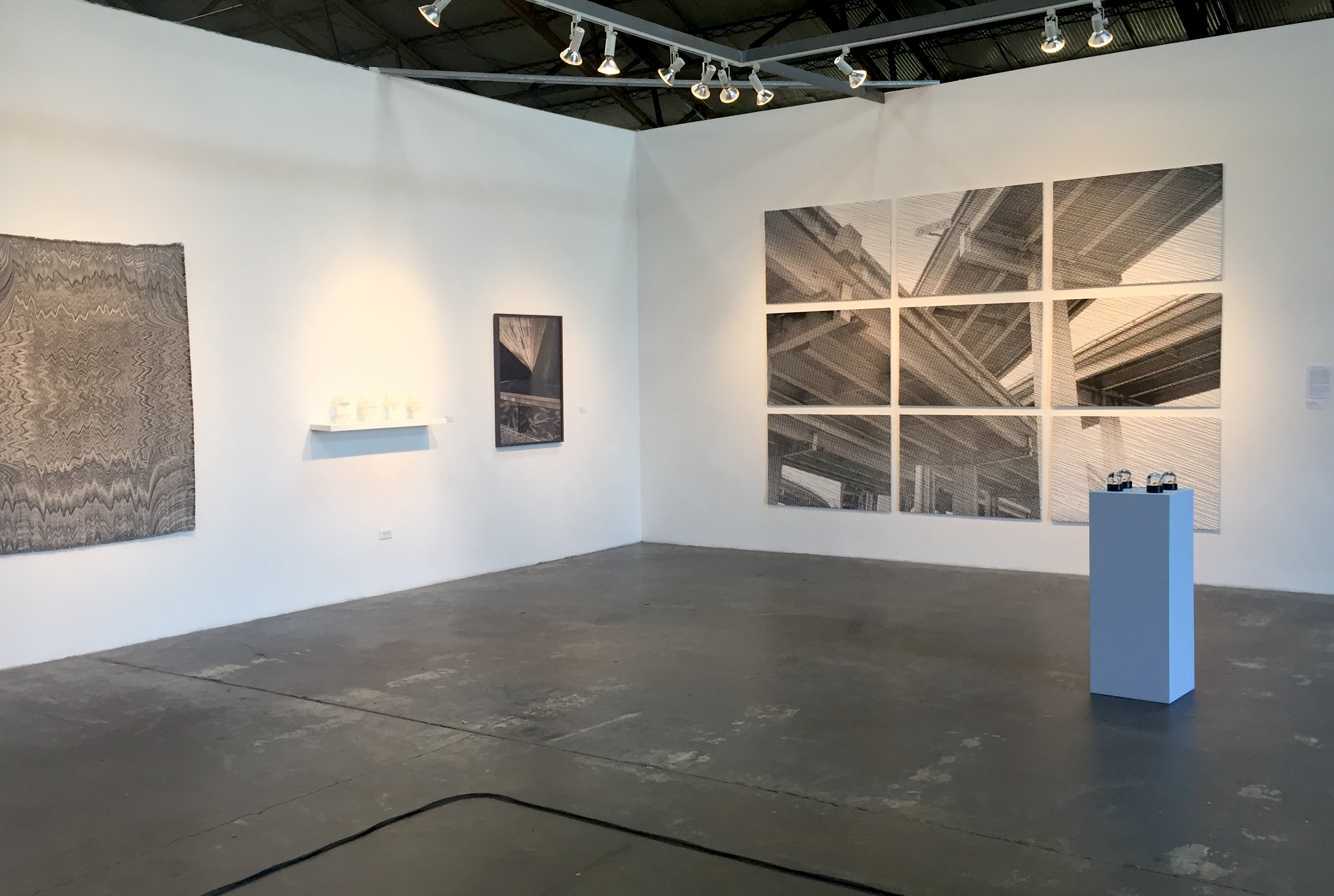 installation view/right