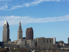 It's good to be back in Cleveland!