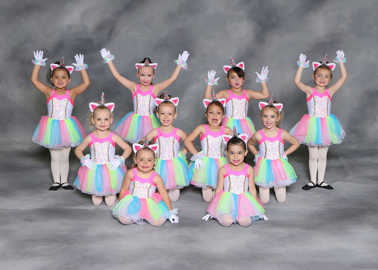 Unicorns Fairies (Creative Dance)