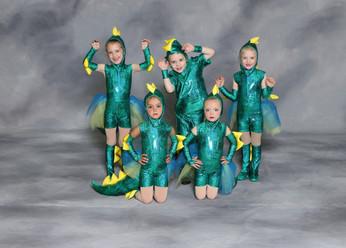 Dancing Dinosaurs (Creative Dance)