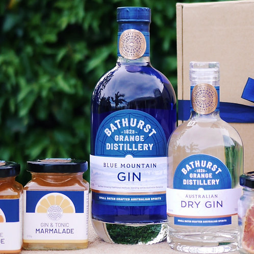 Double Gin & Marmalade Gift Set