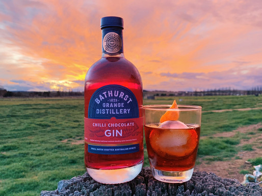 Get to know Chilli Chocolate Gin
