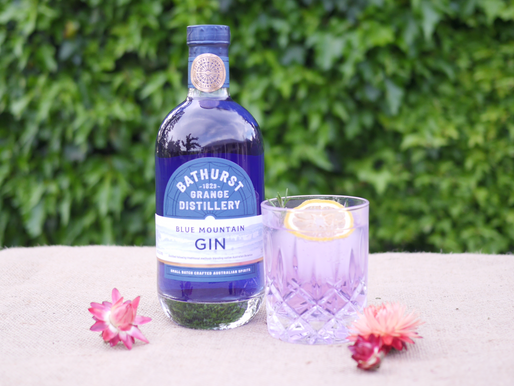 Get to know Blue Mountain Gin