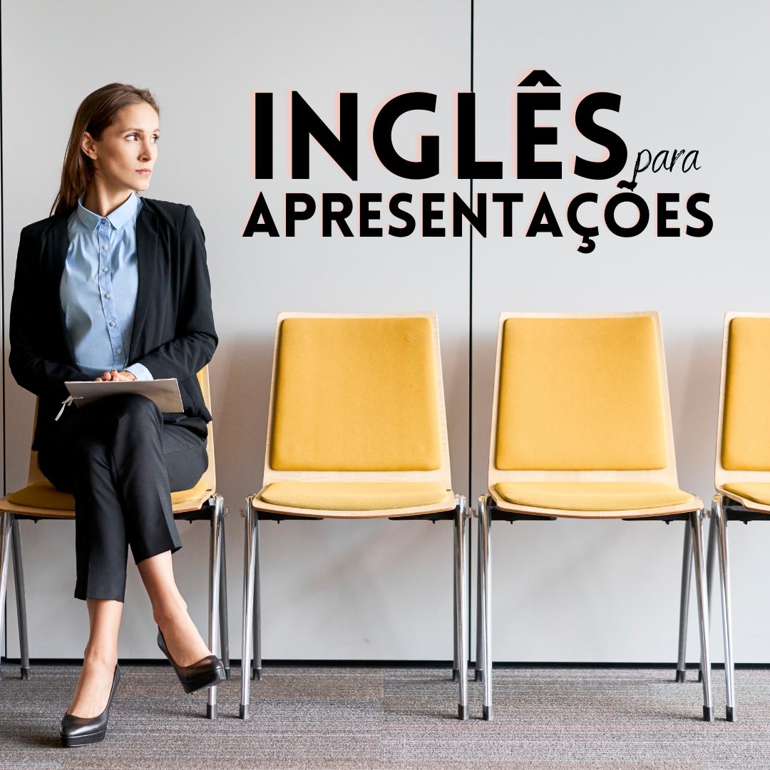 Inglês para Apresentações