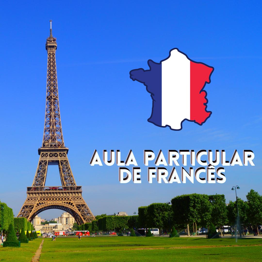 Aula Particular de Francês