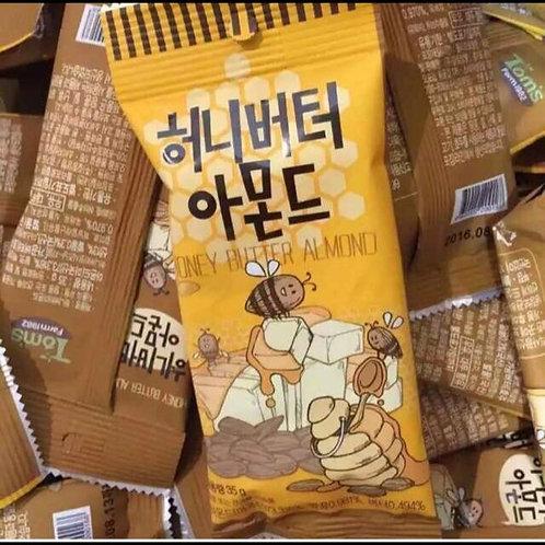Honey Butter Almond 35g/Pillow bag
