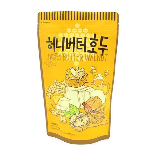 Honey Butter Walnut 220g/Pouch bag