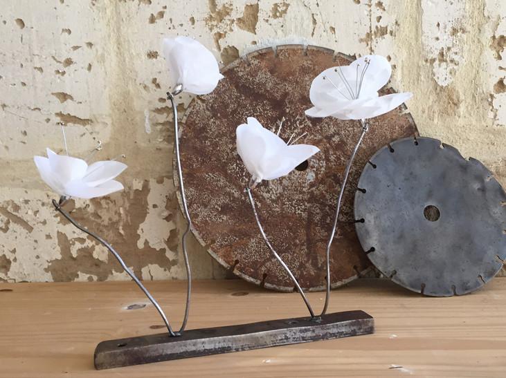 Linéaire Fleurs de Cerisier