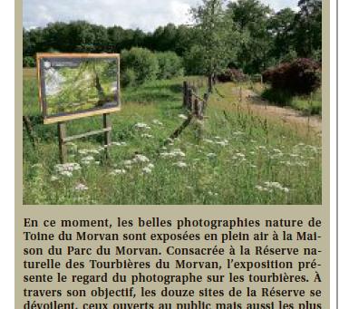 LEs Tourbières du Morvan