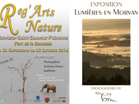 2èmes Rencontres Reg'Arts Nature