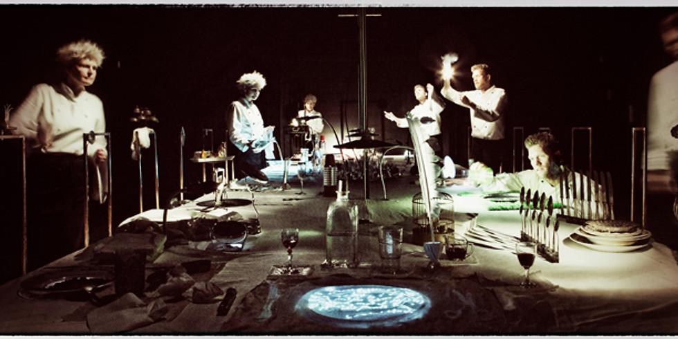 Julefrokost - Teater 38