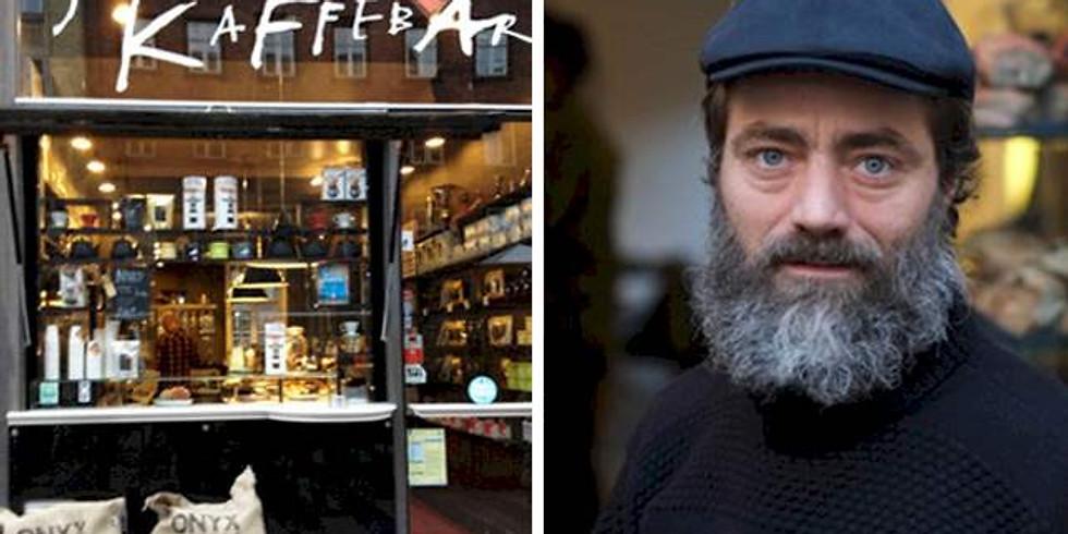 Smagsløg - Sigfreds Kaffefabrik & Street Food