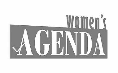 The Women's Agenda logo.
