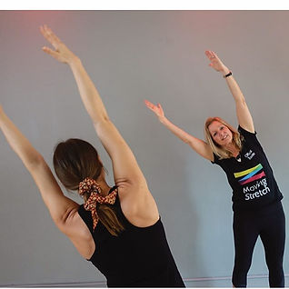 New Moving Stretch Class due to popular