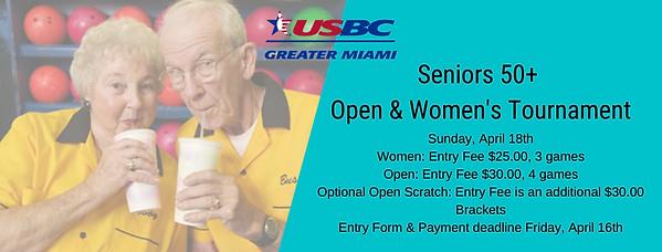 Seniors 50+ Open & Women's Tournament.pn