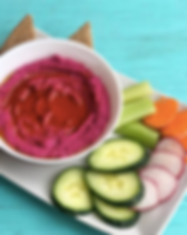 hummus, snacks, healthy, vegetable, nourish