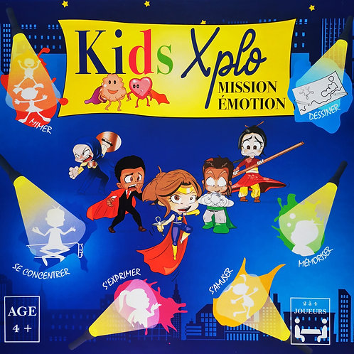 Kids Xplo Mission Emotion