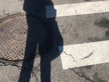 The Sense in Walking