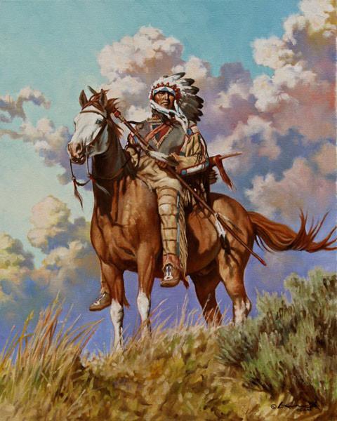 The Chief's Medicine Hat