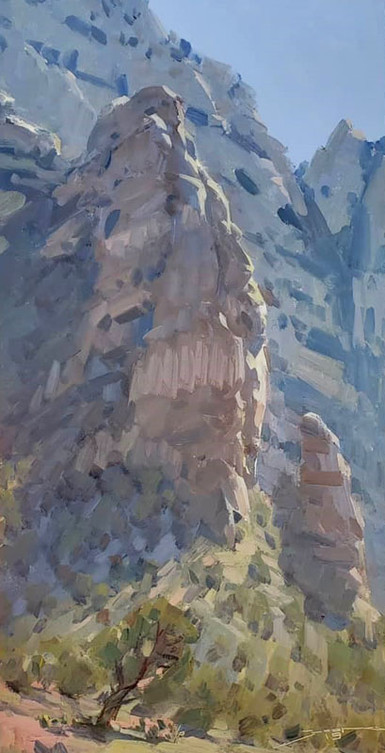 Sedona Verticality