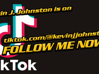 I am on TIKTOK - Because Twitter Censors Conservatives and Me!