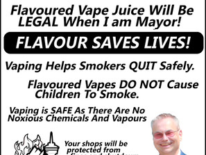 VAPE STORES New Flyer In Print-Ready PDF Format!