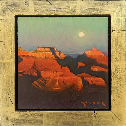 Moonscape by Marcia Molnar