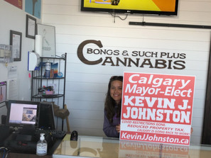 The City is Speaking Out - They Want Kevin J. Johnston as Their Mayor!