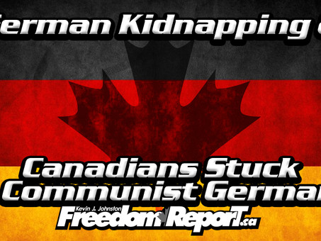 Canadians Stuck In Violent Germany - Government Won't Help