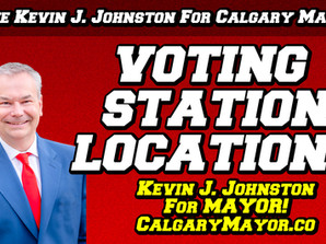 VOTING STATION LOCATIONS in Calgary