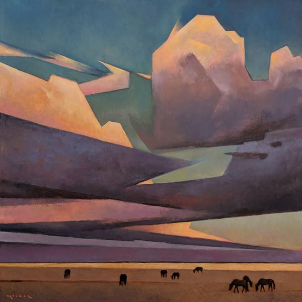 Prairie Dog Popsicle Sky