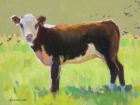 'For the Love of Ranching' looks back at the gallery's roots in their new exhibition...