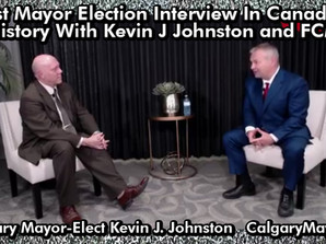 The Best Mayoral Campaign Interview in Canadian History with Kevin J. Johnston