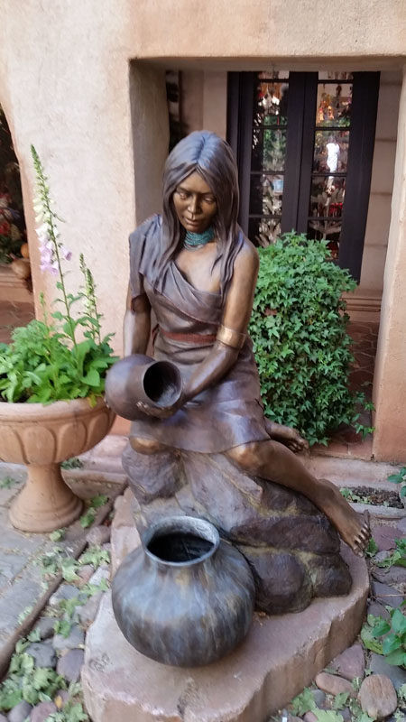 Hopi Water Maiden