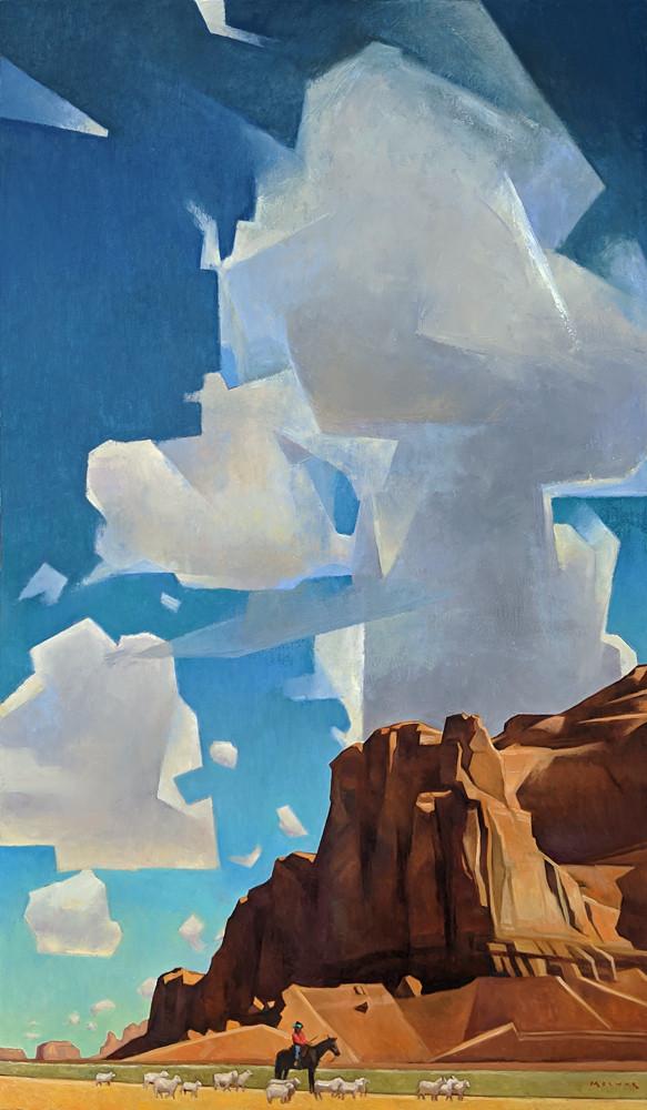 Under a Navajo Sky