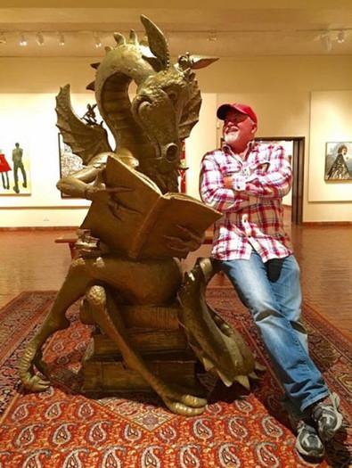Delbert the Dragon