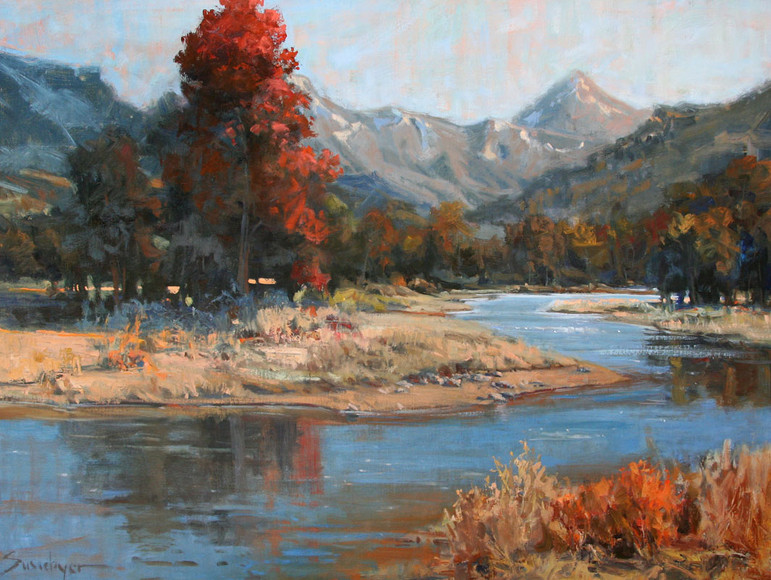 The River in Autumn