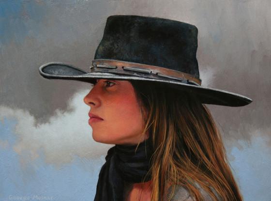 Katie of Rancho El Oso