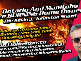 More About HOUSE THEFT IN Canada on The Kevin J. Johnston Show.