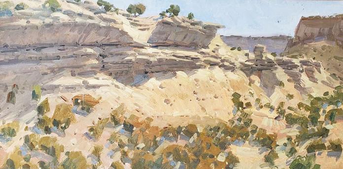 Rim Rock Ridge