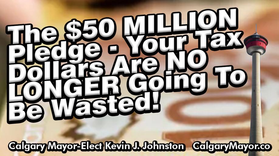 Kevin J. Johnston For Calgary Mayor