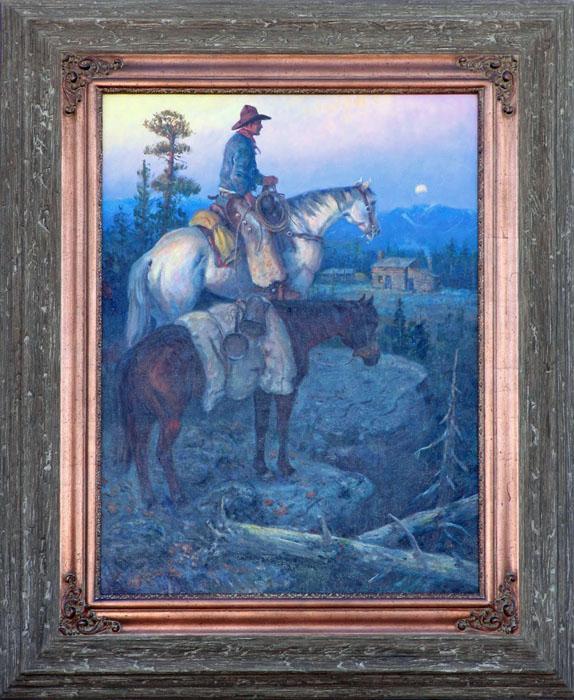 Joe Beeler | Driftwood Copper