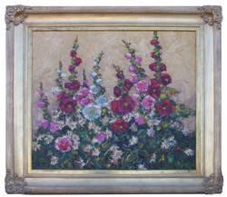 Graydon Foulger | Silver Flowers