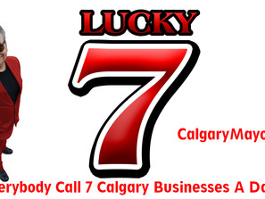 LUCKY 7's - We Are Going TO WIN This Mayor Race If We All Do This One Simple Thing!